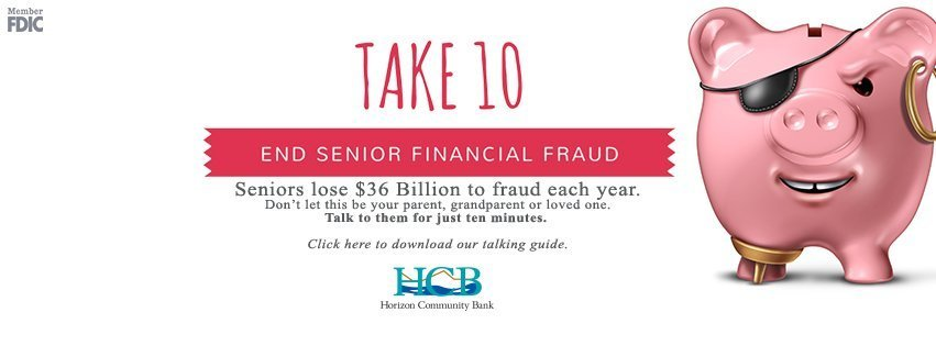 TAKE TEN senior fraud fb cover