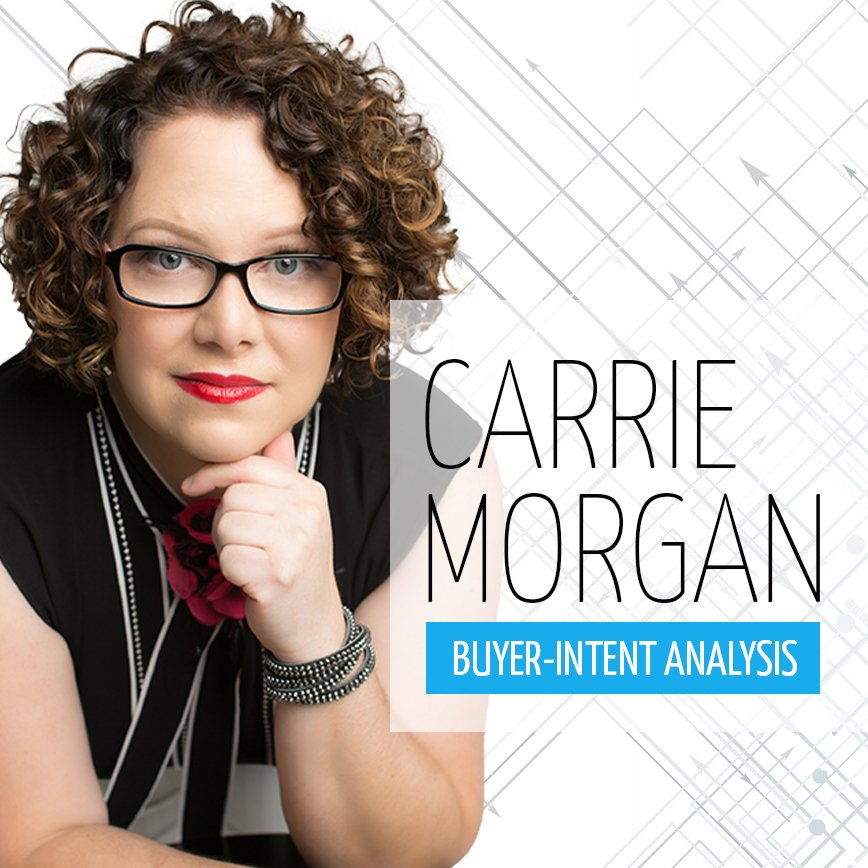 Keyword Analyst Carrie Morgan, Phoenix Arizona (headshot image)