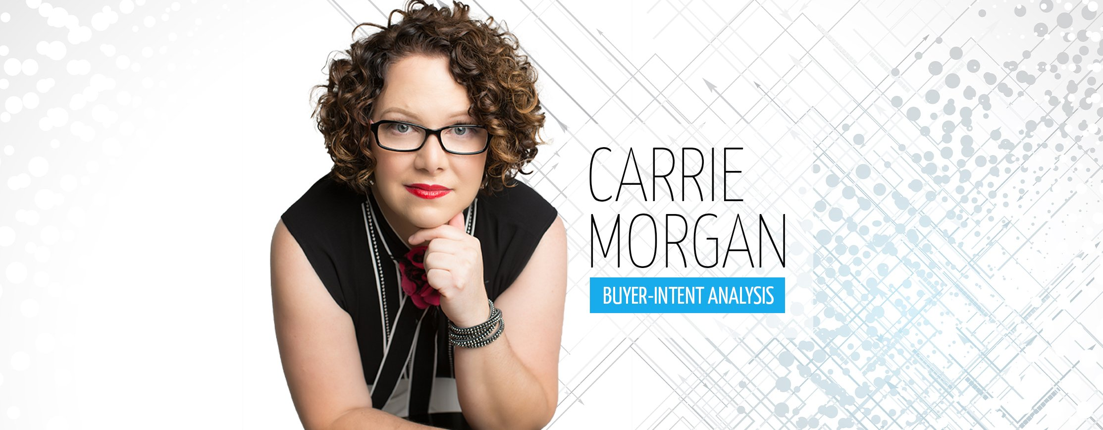 Keyword Analyst Carrie Morgan, consultant, Phoenix Arizona - headshot image